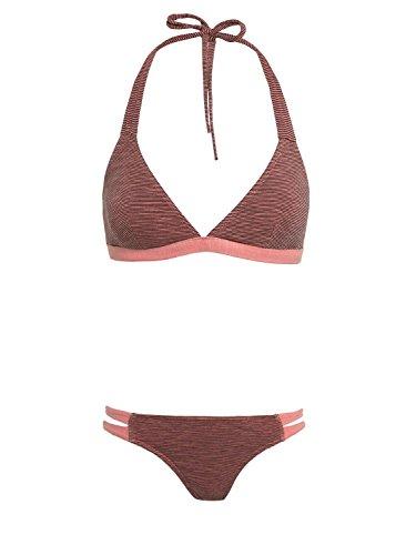 MI AND CO Damen Bikini-Set Beige