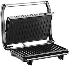 Pigeon Sandwich Griller & Pannini Maker 2 Slice 700Watts - Black