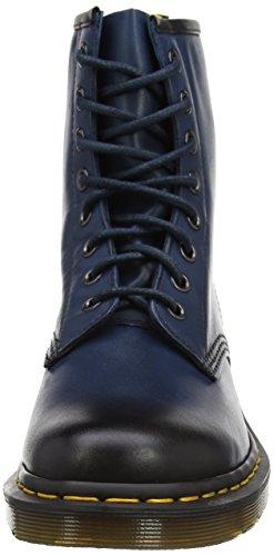Dr. Martens 1460 Glatt , Erwachsene Unisex Stiefel Blau (Sea Blue Antique Temperley)