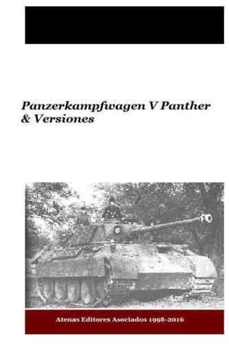 Panzerkampfwagen V Panther & Versiones por Mr Gustavo Uruena A