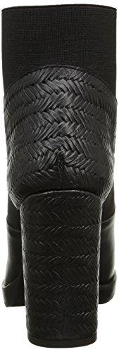 Castaner Flora, Boots femme Noir (Black/Black)