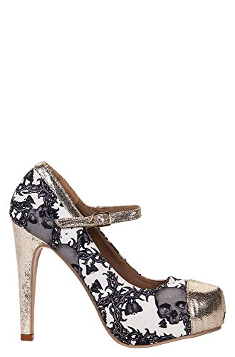 Iron Fist Damen Pumps Beige (Cream)