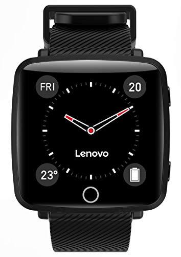 Lenovo Carme HW25P Smartwatch Black