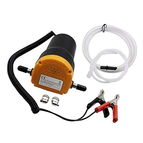 F Fityle Elettropompa Elettrica per Estrattore Elettronico da Giardino 12V DC 6A