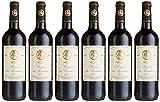 Corsaire Réserve du Président –cuvée rotwein aus Korsika, 6er Pack (6 x...