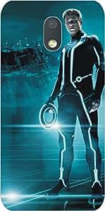 APE Designer Back Cover for Motorola Moto G4 Play