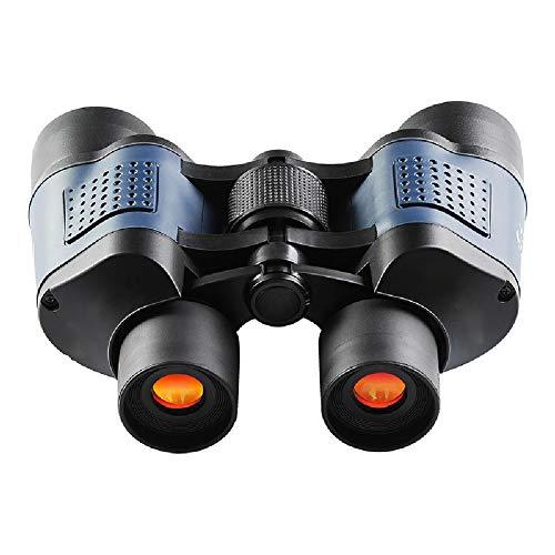 YHDQ Teleskop 60x60 Fernglas mit Koordinaten Nachtsicht Fernglas 10-fache Vergrößerung Fernglas High Power HD Red Film Teleskop für Wandern Camping