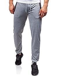 BOLF – Pantalons de sport – Jogging pantalons – J.STYLE 6017 – Homme