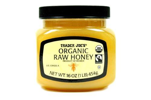 trader-joe-organic-miele-grezzo-trader-joe-merci-di-importazione-parallela