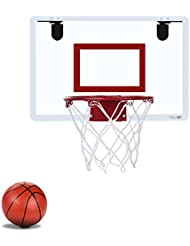 Pellor-Mini Canasta Aro de Baloncesto Interior Deportes para el Juego de Oficina