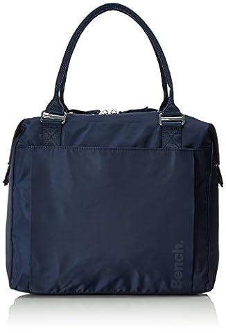 Bench Damen Broadfield 4 Holdall Handtasche, Maritime Blue, 56 x 32.8 x 3.6 cm (Handtasche Bench)