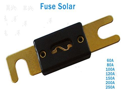 Fusibles Solar 60A 80A 100A 120A 150A 200A 250A (250A)