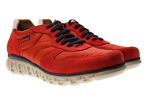 Chaussures marron CALLAGHAN Cafira Rouge