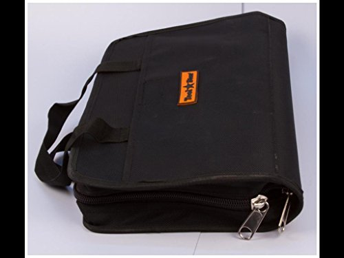 Toolstar TS-1 - Book type bag with tool pouches