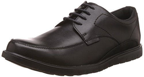 Hush Puppies Men's Benton Flight Leather Formal Shoes