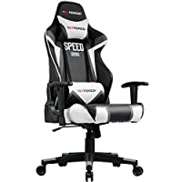 GTFORCE Speed FS Reclining Sports Racing Gaming Office Desk PC CAR Faux Leather Chair