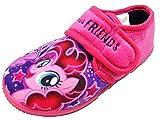 'My Little Pony'' , Mädchen Hausschuhe Pink Rose, Pink - Rose - Größe: 25 EU Kinder