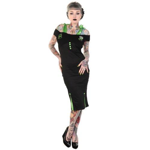 Banned -  Vestito  - Donna Nero