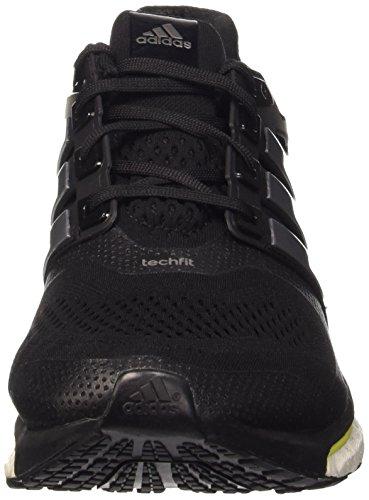adidas Performance Energy Boost ESM Herren Laufschuhe Grey (Core Black/Core Black)