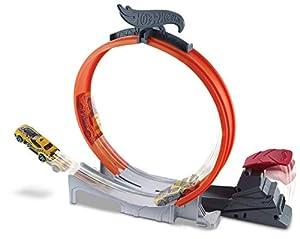 Hot Wheels Loop Star, pista de coches de juguete (Mattel FTH82)