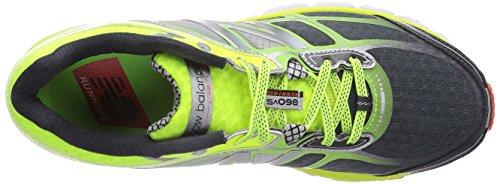 New Balance M860 D V5, Chaussures de running homme Gris - Grau (GY5 GREY/YELLOW)