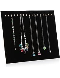 XY Fancy Présentoire de bijoux pour 17 Colliers pour Bracelet Bijoux porte bijoux support Pour Femme