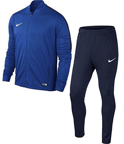 Nike - Academy16 Yth Knt - Survêtement - Mixte Enfant - Multicolore (Marine/Noir/Blanc) - Taille: L (12-13 ans/147-158)
