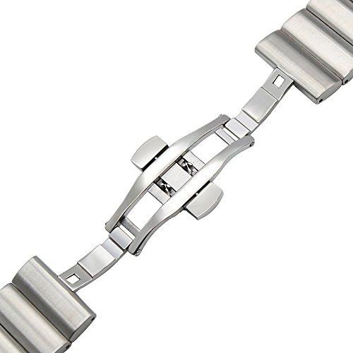 Zoom IMG-3 trumirr 26mm cinturino dell acciaio