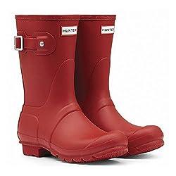 hunter s womens original short wellington boots - 41FU tLjVyL - Hunter Womens Original Short Wellington Boots