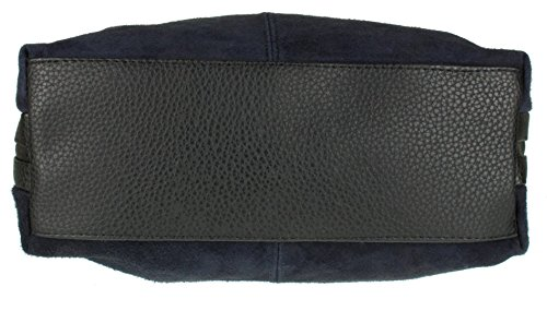 Girly Handbags ,  Damen Schultertasche navy