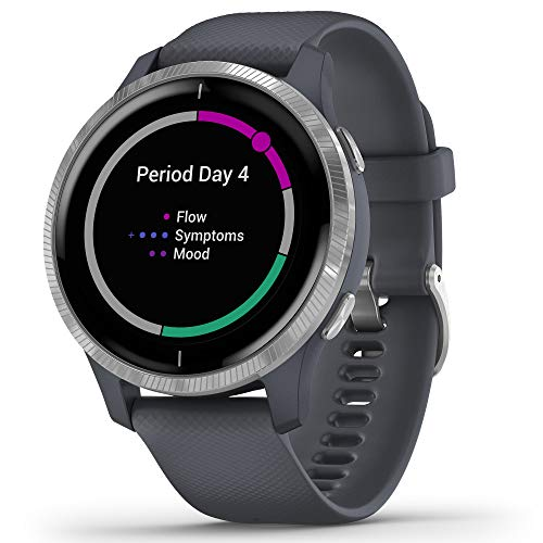Garmin Venu - Smartwatch con pantalla AMOLED