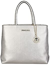VERSACE JEANS Bolso shopping mujer color gris E1VPBBM1_75612