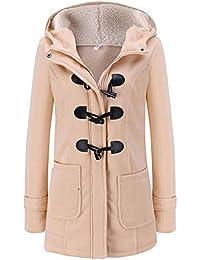 Veste À Capuche Femmes À Chaud Manches Longues Spécial Style Manteau Long  Survêtement Élégant De La 7f9d900d2f15