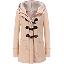 pretty nice dc6eb 76e5e Amazon.it: cappotto montgomery donna - Beige