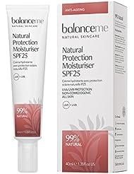 Balance Me Natural Protection Daily Moisturiser SPF 25 40 ml