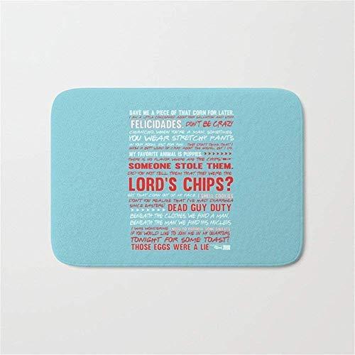 Trsdshorts Nacho Libre Quotes. The Lord Chips Doormat Bath Mat
