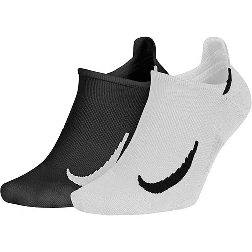 Nike SX7554-914 Chaussettes Mixte Adulte, Blk(Wh) CG/Blk(Wh), FR : M (Taille Fabricant : M)