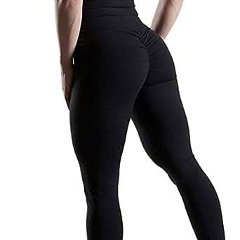 Women Plus Size Power Stretch High Waist Yoga Pants