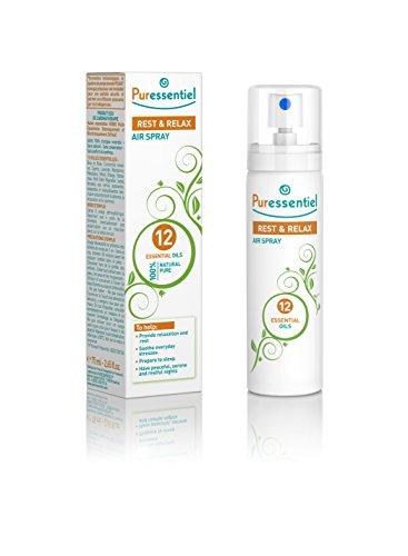 Puressentiel Spray Sonni Sereni 12 Oli Essenziali- 75 ml