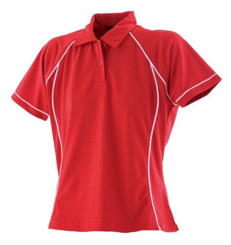 Finden & Polo canalisations de Hales femmes Rouge / Blanc