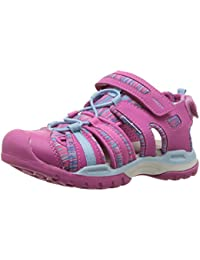 Geox Kids' Borealis Girl 8 Sandal