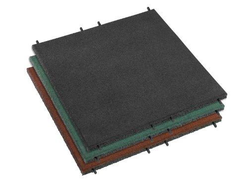 Preisvergleich Produktbild Fallschutzmatte Connector PRO - 50x50cm - mit Verbindungsstücken