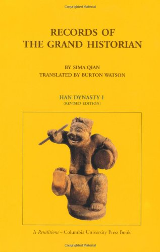 Records of the Grand Historian: Han Dynasty: Han Dynasty I por Qian Sima