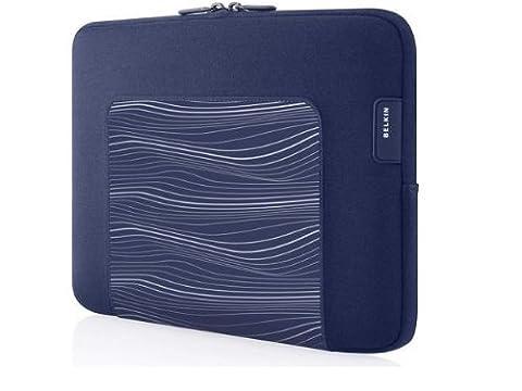 Belkin Grip Ergo Sleeve for iPads & Tablets - Indigo Blue - F8N278TT132
