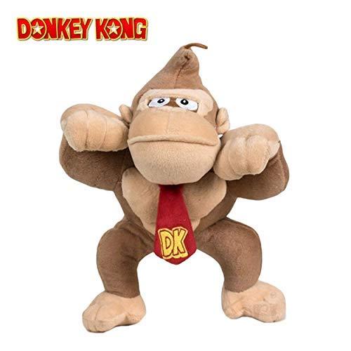 "Mario bros Donkey kong plush toy 12"" 32cm"
