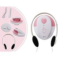 LEOGREEN - Doppler fetale - ascoltatore cuore bambino con di