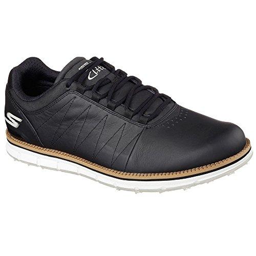 Chaussures De Golf Skechers Performance Go Golf Tour Elite Noir / Blanc