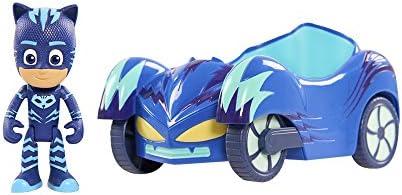 """PJ Masks Super pigiamini, """"Gattomobile di Gattoboy"""", veicolo e personaggio"""