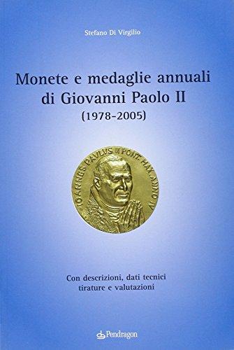 Monete e medaglie annuali di Giovanni Paolo II (1978-2005)