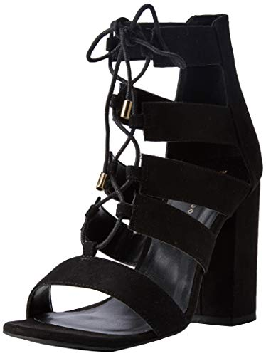 New Look Damen Relish Sandalen, Schwarz (Black 1), 40 EU